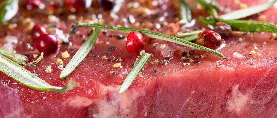 Rindfleischsalat mit Kernöldressing